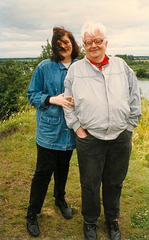 Ладога. Сопка. 1996