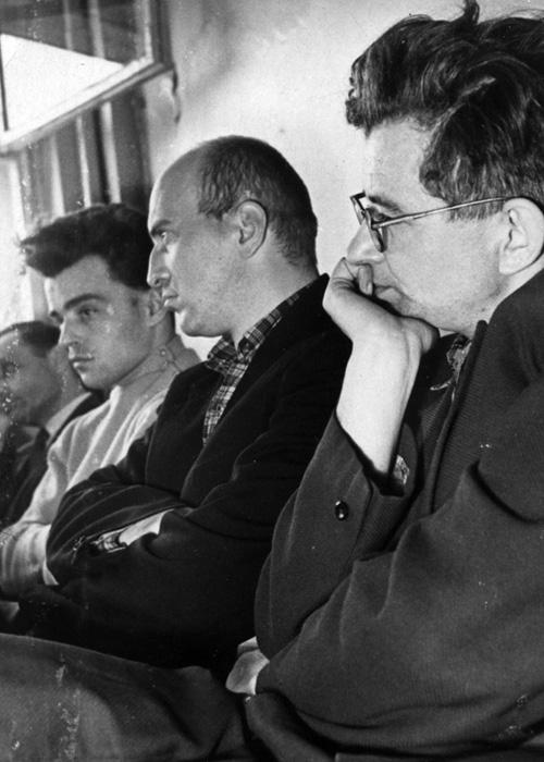 В. Берестов и Ю. Казаков