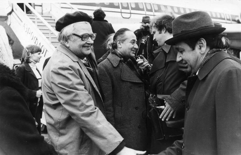 Ашхабад. 1981