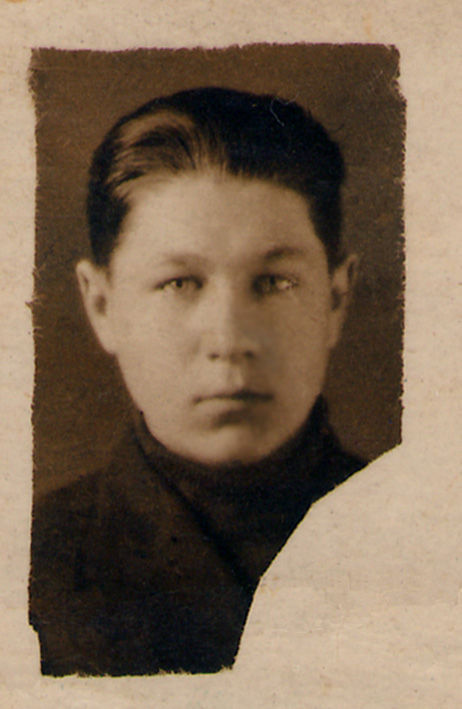 Вадим Прохоркин.  Апрель 1945