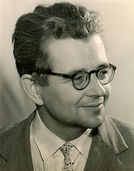 Берестов. 1960-е