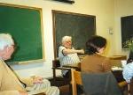 Нью-Йорк. Лекция в Колумбийском Университете. 1 апреля 1998