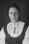 Соня Гусарова (Жижина). Героиня стихотворения «Девочка с мячом»