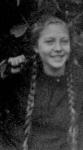 Ляля Пчёлкина. 1939 г.