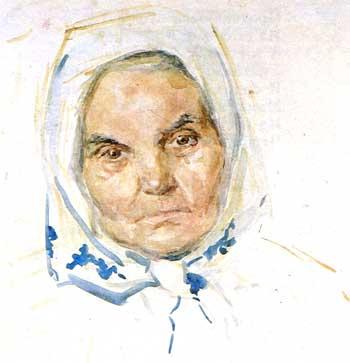Акварель Татьяны Александровой